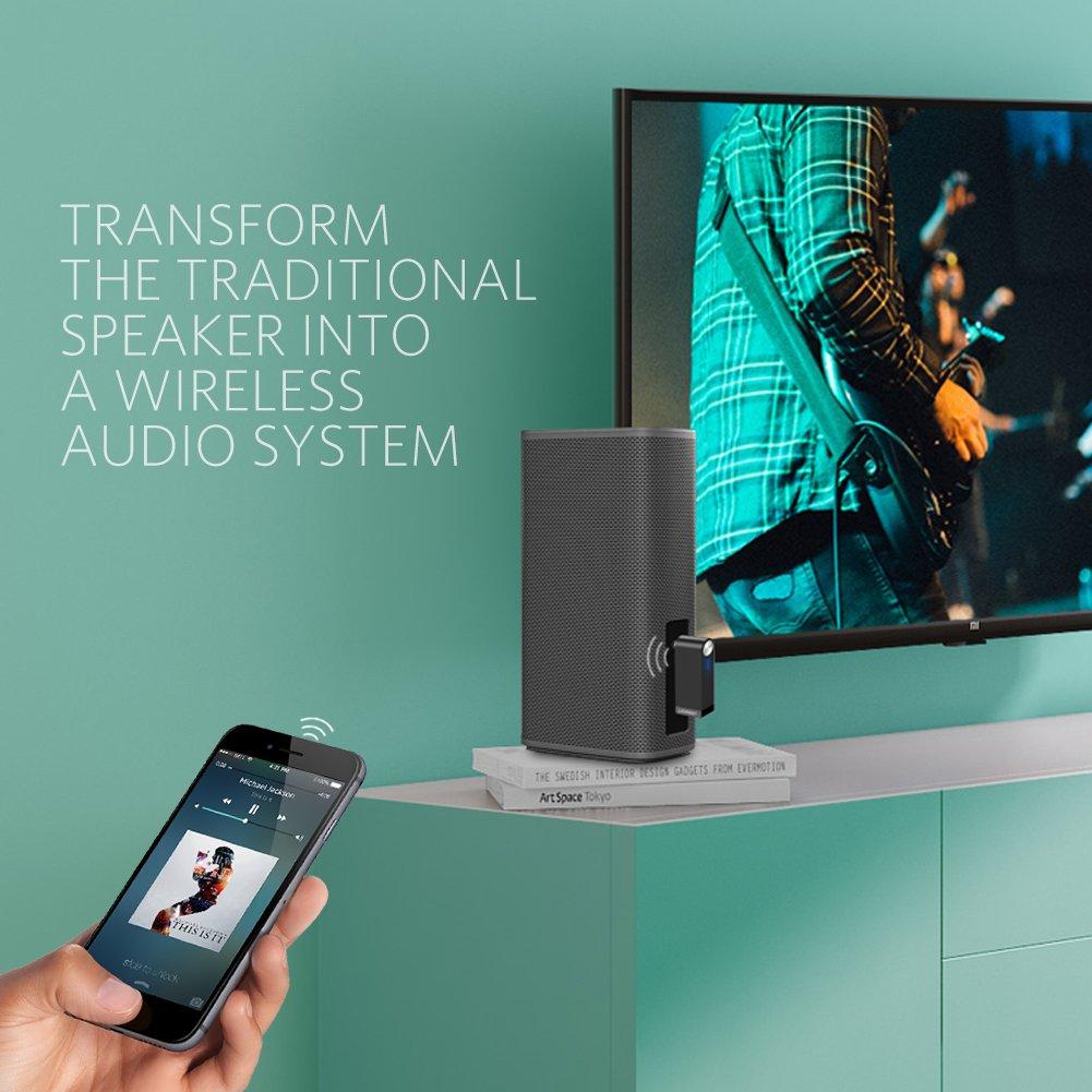 Tragbares Audio & Video Top Mode 2-in-1 Bluetooth Musik Empfänger Sender Integrierte Wireless Bluetooth Rezeptor Audio Adapter Für Lautsprecher Grade Produkte Nach QualitäT Funkadapter