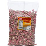 Goetze's Candy Vanilla Caramel Creams - 5 Pound Bag (80 Ounces) - Fresh from the Factory