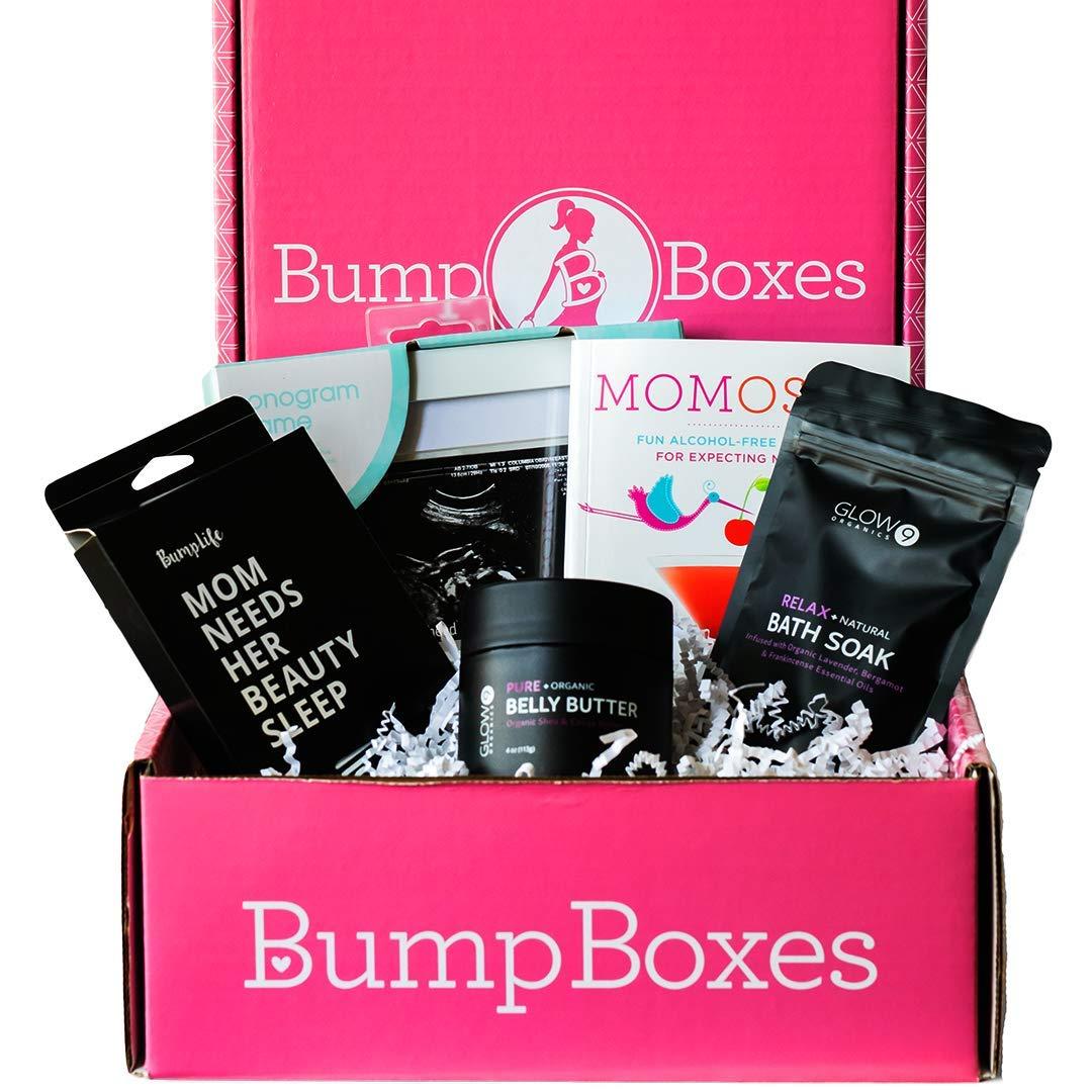 Bump Boxes 2nd Trimester Pregnancy Gift Box