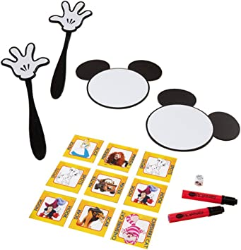 Juegos Mattel - Pictionary Disney, Juego de Mesa (Y0742): Amazon.es: Juguetes y juegos