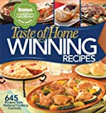 Winning Recipes, Taste of Home Editorial Staff, 0898217091