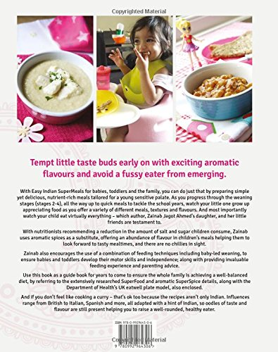 Easy indian supermeals for babies toddlers and the family amazon easy indian supermeals for babies toddlers and the family amazon zainab jagot ahmed 8601410661762 books forumfinder Image collections