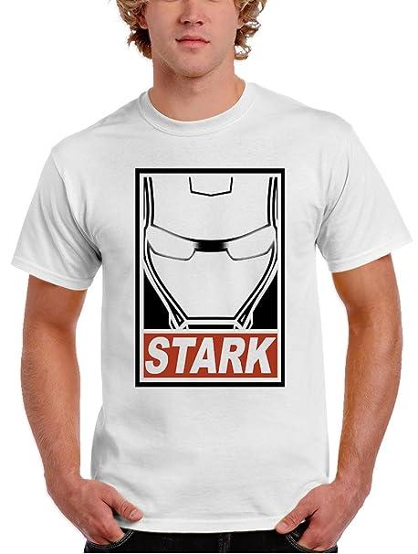 Camisetas La Colmena 725-Camiseta - Obey Stark (SergioDoe)