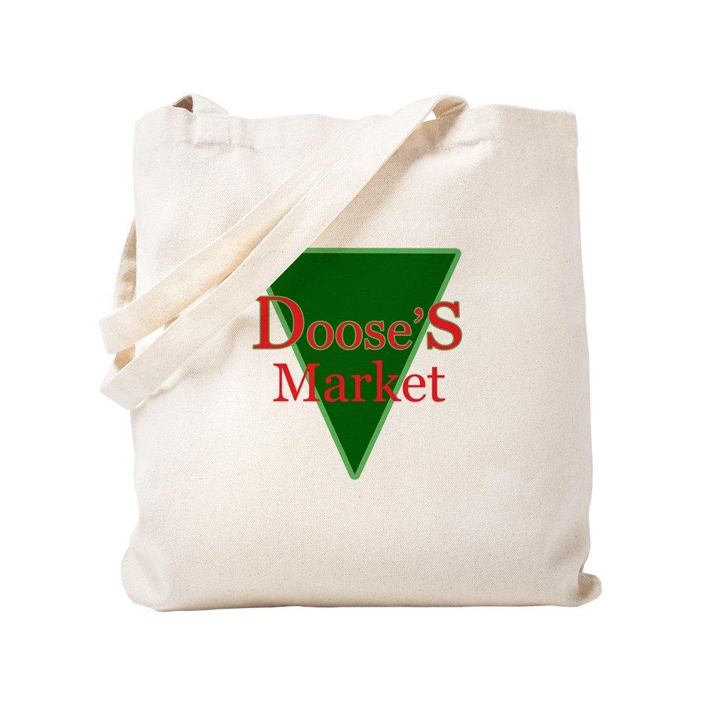 CafePress – Dooses市場 – ナチュラルキャンバストートバッグ、布ショッピングバッグ S ベージュ 1233480066DECC2 B0773QDKWJ S