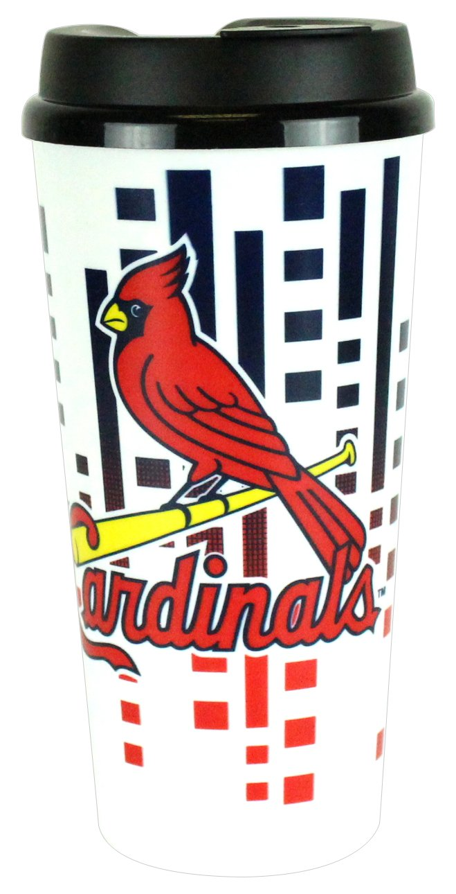 MLB St. Louis Cardinals Hype Travel Cup, 32-ounce