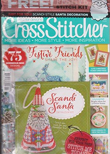 Cross Stitcher Magazine November 2017