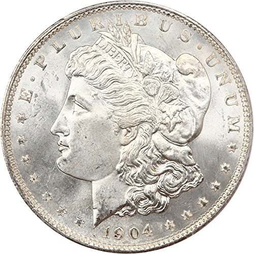 1904 O Morgan Dollars Dollar MS65 PCGS