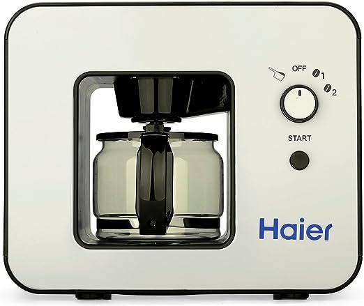 Haier - SKL-D003 - Cafetera automática con placa calefactora ...