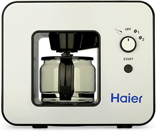 Haier SKL-D003 - Cafetera automática, Máquina de café con ...