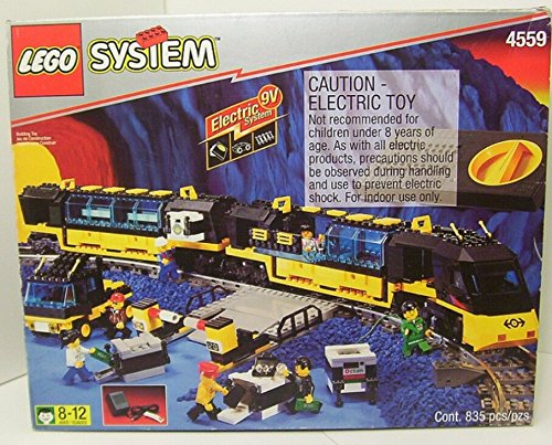 Lego Train 9V Cargo Railway 4559