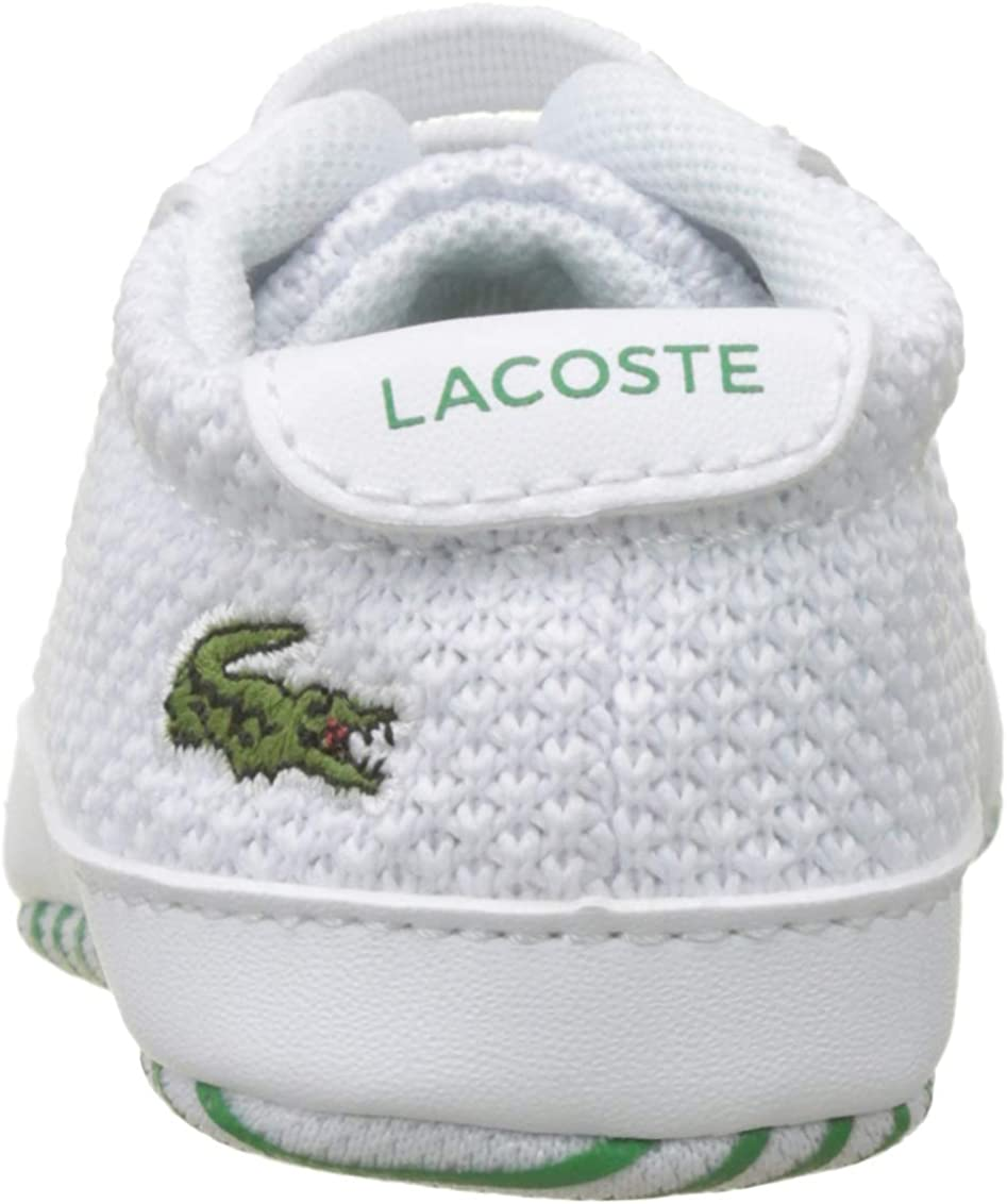 Chaussures de Naissance Mixte b/éb/é Lacoste L.12.12 Crib 318 1 Cab