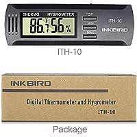 Inkbird ITH Series Portatil Medidor Temperatura Humedad,LCD Monitor