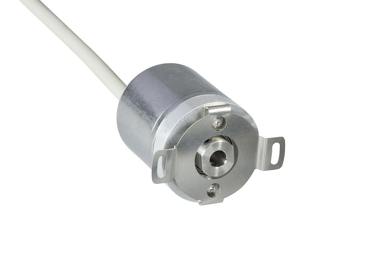 POSITAL IXARC UCD-IPS00-1024-A06A-5AW Incremental Rotary Encoder