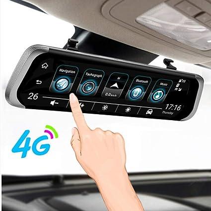 Coche DVR 4G con Android 5.1 WiFi GPS ADAS cámara del coche de 10 ...