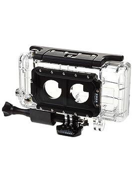 GoPro AHD3D-301 - Carcasa para cámara GoPro HERO3+, Transparente