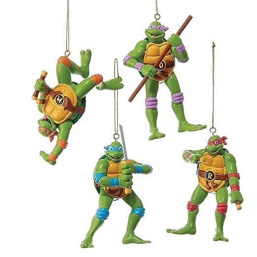 Nickelodeon Retro TMNT - Adornos: Amazon.es: Hogar