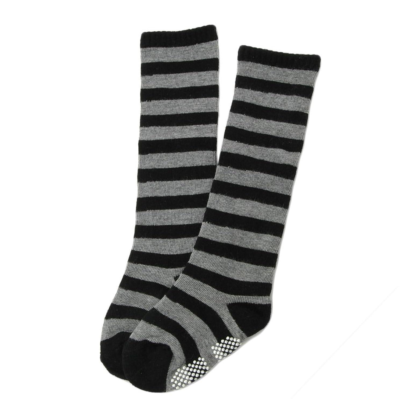 Amazon Froomer Baby Girls Stockings Striped Tube Socks High