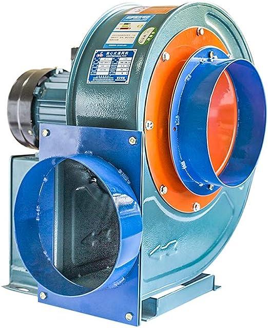 Soplador Industrial Ventilador Centrífugo 220V Ventilación De ...
