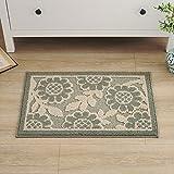 Door mats bedroom carpet bathroom kitchen anti-slip mats household mats -45*70cm c