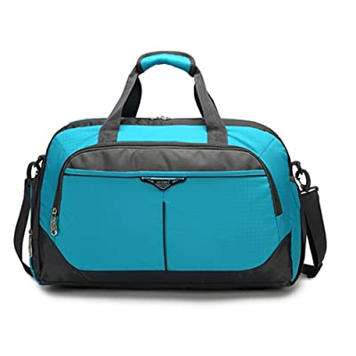 "20"" Unisex Travel Duffel Bag Large Sport Gym Bag"