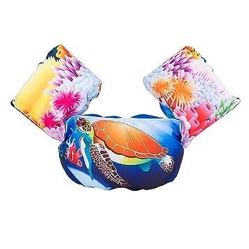 VANKER Hinchable Colchonetas Piscina Inflable Flotador Piscina para Adultos y Niños Hinchables Juguete para Fiesta de Piscina Tamaño: 57x18x16cm-hg