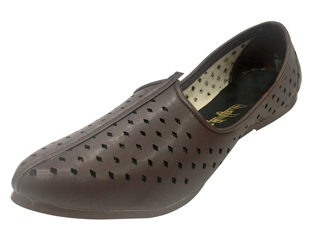 Step n Style Mens Casual Shoes Jalsa Shoes Indian Nagra Shoes Sherwani Wedding Shoe