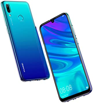 NEWC Funda para Huawei P Smart 2019, Honor 10 Lite, Anti- Choques y Anti- Arañazos, Silicona TPU, HD Clara: Amazon.es: Electrónica
