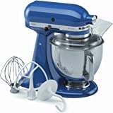 KitchenAid Artisan 5-Quart Stand Mixers (French Blue)