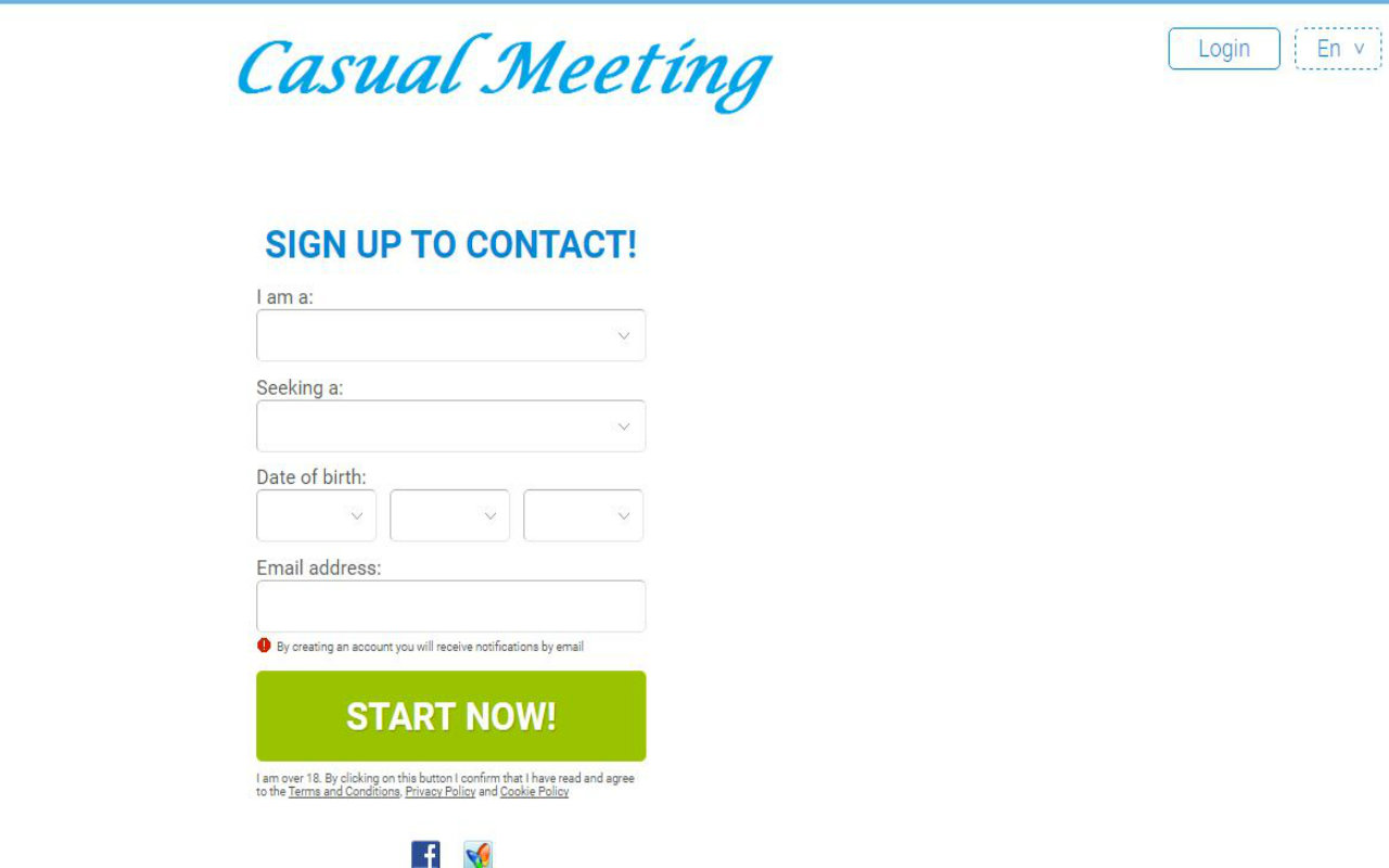 Casual dating app kostenlos