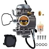 New Carburetor For Suzuki Quadrunner 250 LTF250 LTF4WD LTF250F 1990-1999 Goodbest