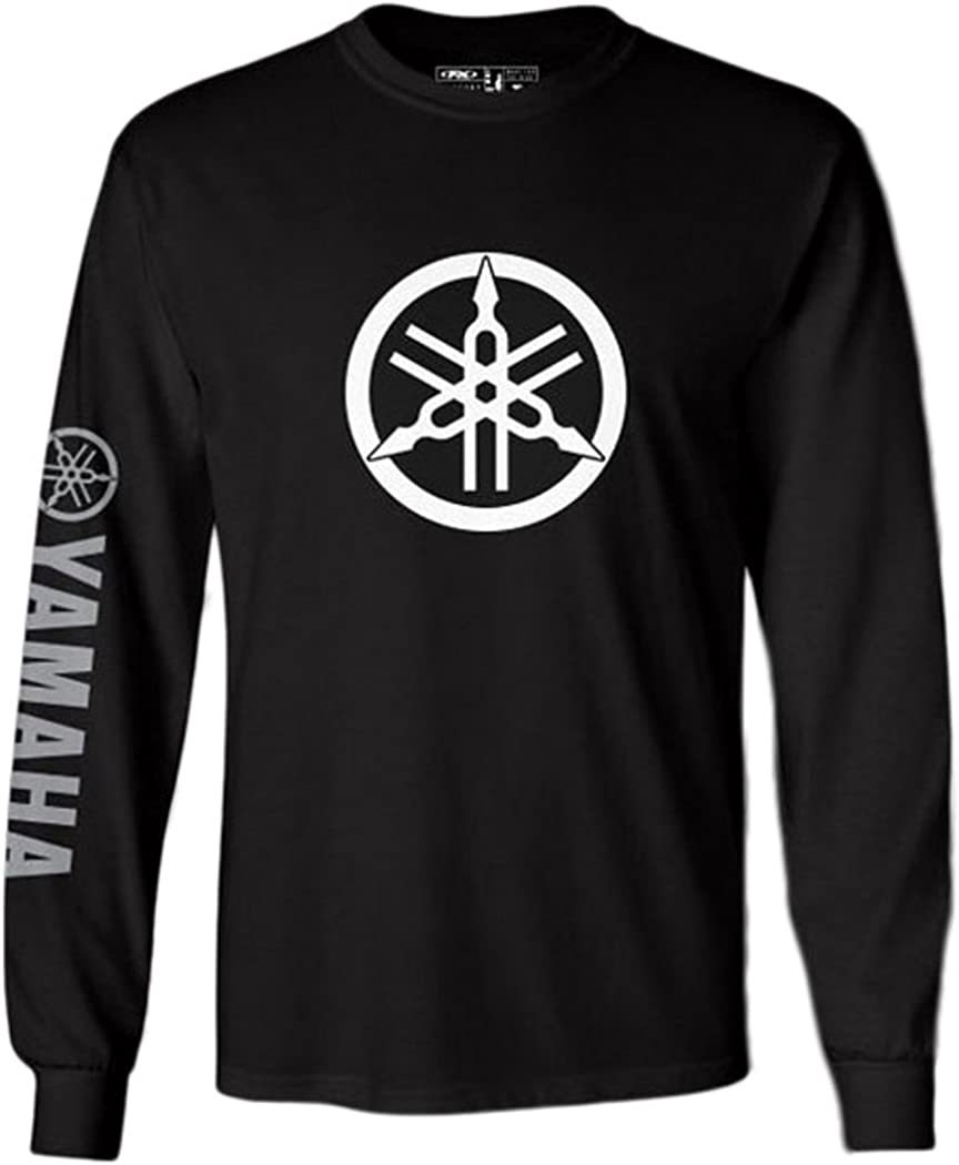 Factory Effex Long Sleeve Tee Shirt Yamaha