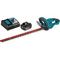 "Makita XHU02M1 18V LXT Lithium-Ion Cordless (4.0Ah) 22"" Hedge Trimmer Kit"