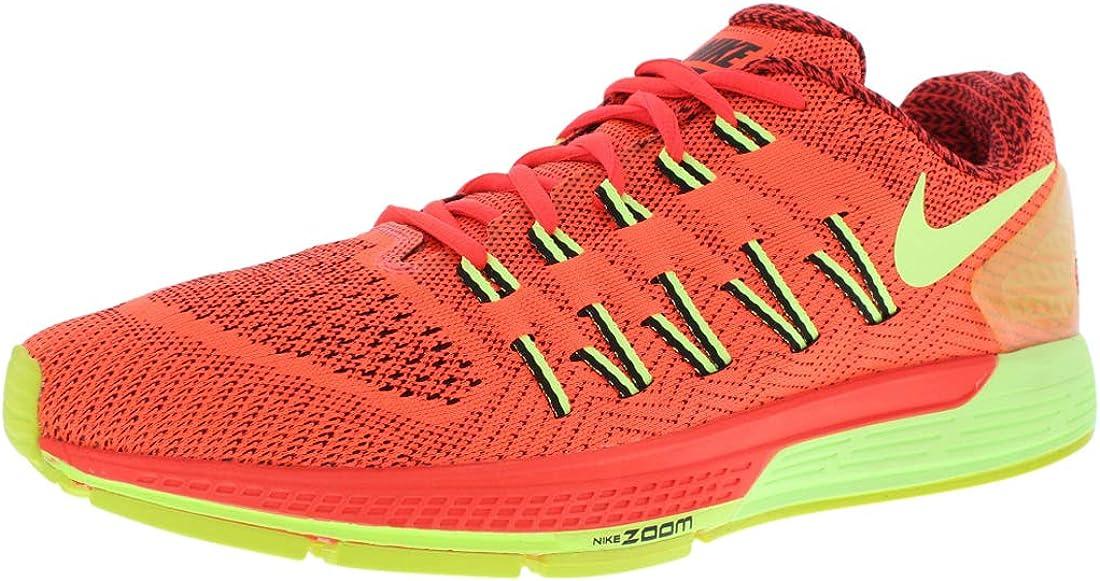 Nike Air Zoom Odyssey, Zapatillas de Running para Hombre, Naranja/Negro/Verde (Brght Crimson/Blk-Vlt-Ghst Grn), 40.5 EU: Amazon.es: Zapatos y complementos