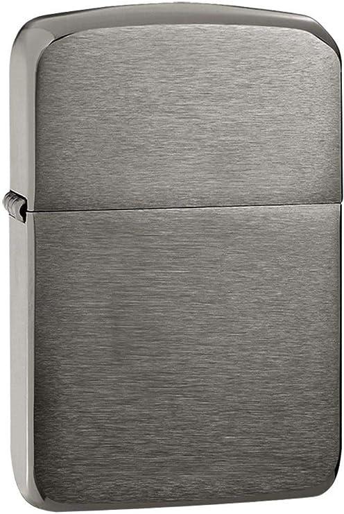 Zippo Replica 1941 Mechero, Metal, Black Ice, 3.5x1x5.5 cm: Amazon ...