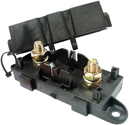 Rosenice Kfz Sicherungshalter Box Für 1 Mega Backup M8 Gewinde Elektronik