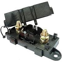 ROSENICE Coche Portafusibles para 1 Mega-backup Caja (con