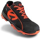 Heckel RUN-R 300 S3 SRC - Modernas botas de seguridad para el trabajo, ligera, 100% exentas de metales