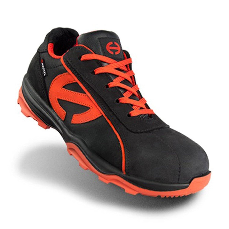 Heckel RUN-R 300 S3 SRC - Modernas botas de seguridad para el trabajo,
