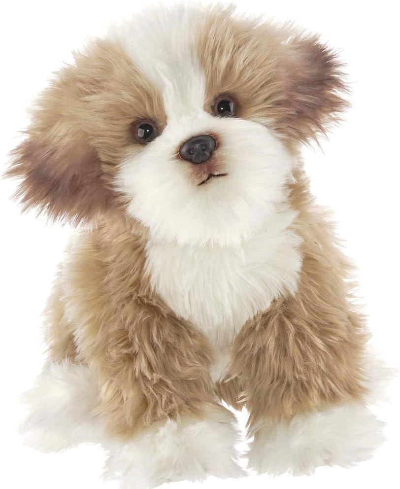 This Is Fine Dog Stuffed Animal, Amazon Com Bearington Murphy Plush Maltipoo Stuffed Animal Puppy Dog 13 Inches Toys Games