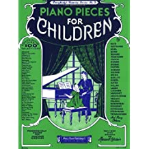 Piano Pieces for Children: Everybody's Favorite Series No. 3
