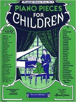 Piano Pieces For Children price comparison at Flipkart, Amazon, Crossword, Uread, Bookadda, Landmark, Homeshop18