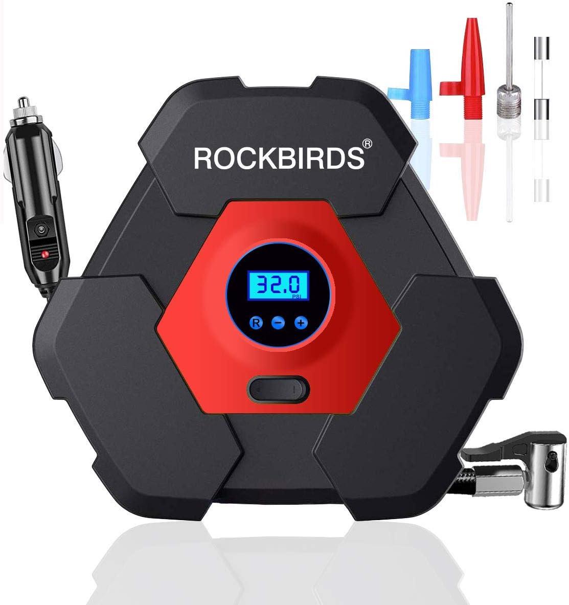 ROCKBIRDS Portable Air Compressor