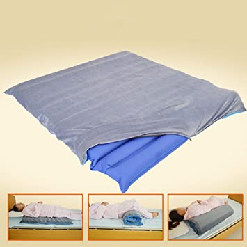 Premium Inflatable Mattress Pad Multifunctional Anti Bedsore Nursing Mat For Beds Bed