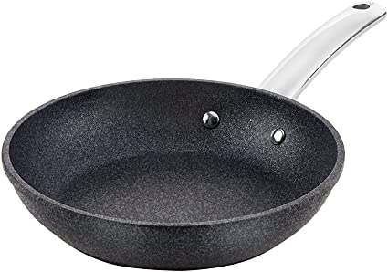 Tower 20cm Grey Forged Non Stick Easy Clean Ceramic Coated Frying Pan All Hobs