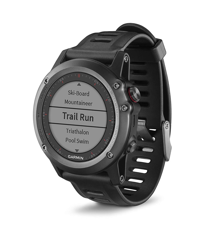 Garmin Fenix 3 Performer - Reloj con correa de plástico para ...