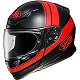 ショウエイ(SHOEI) バイクヘルメット フルフェイス Z-7 PHILOSOPHER (フィロソファー)TC-1 (RED/BLACK) M (頭囲 57~58cm) -