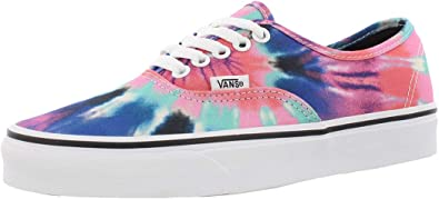 vans chaussures tie and dye