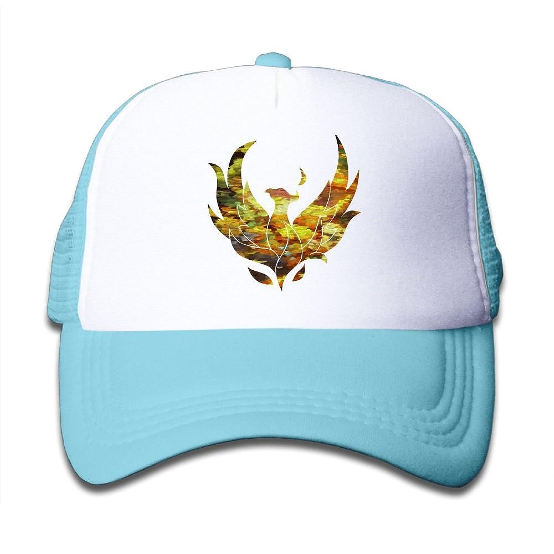 Gdgd1 Caps Phoenix Logo Kids Fashion Rapper Hat Adjustable Baseball Caps supplies