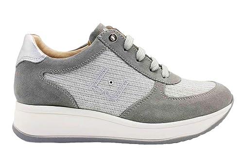 Liu Jo Girl L4A4 20376 0491X104 Grigio 36 Sneakers Scarpe