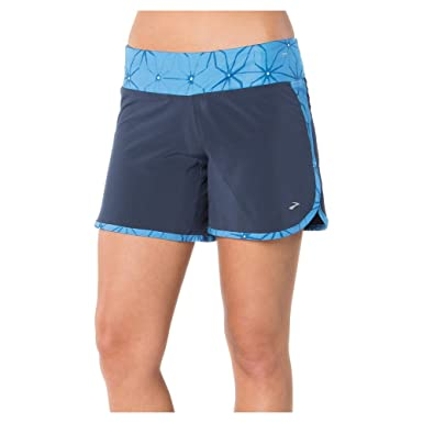 Brooks Sherpa Women s 6 Inch Running Shorts - SS15 - X Large  Amazon ... f0302b7af5